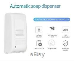 1000ml Automatic Gel / Soap Dispenser with Floor Stand Electronic