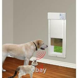 12 in. X 16 in. Power pet large electronic fully automatic dog and cat electri