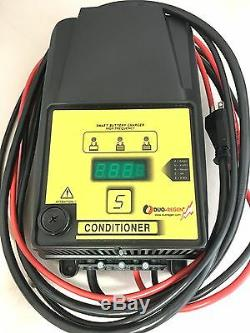 12V 25A BATTERY CHARGER Golf cart Electronic automatic charger CBHF2