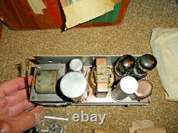 1957 Chevy Pass. Nos Electronic Automatic Tuning Am Wonder Bar Radio 987577