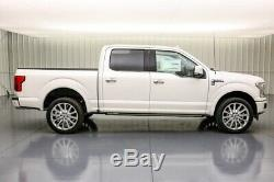 2019 Ford F-150 Limited Crew 4x4 Raptor Engine Moonroof MSRP$72750