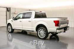 2019 Ford F-150 Limited Crew 4x4 Raptor Engine Moonroof MSRP$73469