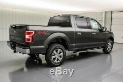 2019 Ford F-150 XLT Crew 4x4 Chrome FX4 Offroad MSRP$51865