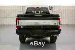 2019 Ford F-250 Limited Diesel Crew Cab 4 Dr MSRP $83075