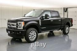 2019 Ford F-250 Limited Diesel Crew Cab 4 Dr MSRP $83614