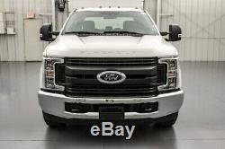 2019 Ford F-350 XL Crew Cab Chassis Value MSRP $41545