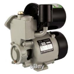 220V, 1'' Silence Automatic Self-priming Booster Pump 208W Electronic Water Pump