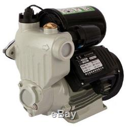220V, 580W Electronic Automatic Self-priming 1'' Silence Domestic Booster Pump