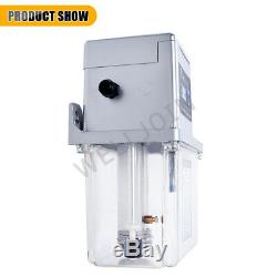 2L 110V Auto Lubrication Pump CNC Digital Electronic timer LCD Automatic oiler