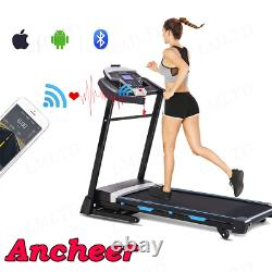 3.25/2.25HP Electric Motorized Automatic Incline Running Machine for Home GymUS