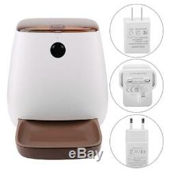 3L Smart Automatic Pet Feeder With Wireless Camera Dog Cat App Controlled