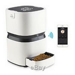 8L Automatic pet feeder USB Charge Capacity Smart Keep Puppy Dog Cat Healthy Pro