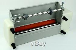 A2 17.3In Width Automatic Hot/Cold Laminating Machine Thermal Laminator 110V