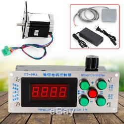 Automatic Coil Winding Machine Coiling Winder Electronic Counting 1-65535 NEW