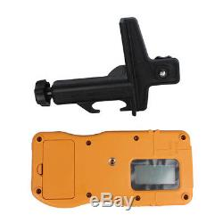 Automatic Electronic Self-Leveling Rotary Laser Level Red Beam Remote Control