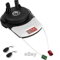 Automatic Garage Door Opener Roller Remote Electronic Lift Force 800N Power 100W
