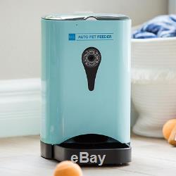 Automatic Pet Feeder Food Dispenser For Dog Cat Portion Smart With Timer, Camera