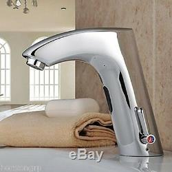 Automatic Sink Mixer Touchless Electronic Hands-Free Sensor Faucet