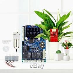 Automatic Smart Plant Watering Kit Pump for Arduino Electronic DIY OLED Screen
