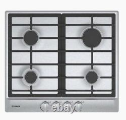 Bosch 500 Series NGM5456UC 24 Inch Gas Cooktop Automatic Electronic Re-Ignition