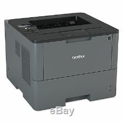 Brother HL-L6200DW Business Monochrome Wireless Laser Printer, Automatic Duplex