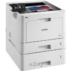 Brother HL-L8360CDWT Wireless Business Color Laser Printer with Dual Trays, 33ppm