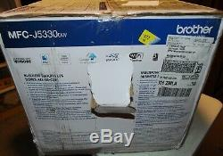 Brother MFC-J5330DW All-in-One Wireless Color Inkjet Printer Automatic Duplex