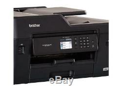 Brother MFC-J6530DW Wireless All-in-One Color Inkjet Printer with Automatic Dupl