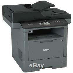 Brother MFC-L5900DW All-in-One Wireless Multifunction Monochrome Laser Printer