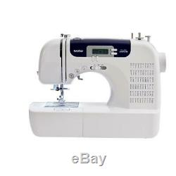 Brother Sewing Machine 60-Stitch Computerized Automatic Needle Electronic Speed