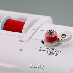 Brother Sewing Machine 85-Watt Automatic Needle Threading Touch LCD Screen White