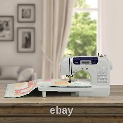 Brother Sewing and Quilting Machine, CS6000i, 60 Built-in Stitches, 2.0 LCD Dis
