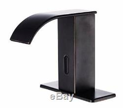 Electronic Automatic Sensor Touchless Bathroom Sink Faucet Motion Normal