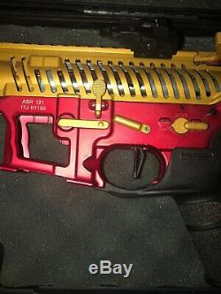 Electronic air soft AR fully automatic