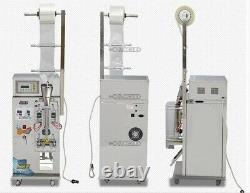 Full- Automatic Electronic Counting Liquid Packaging Machine Back Seal New cq