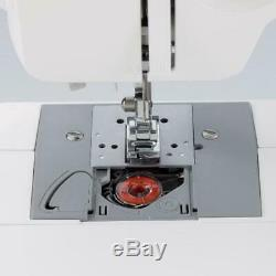 Full-Featured Sewing Machine Lightweight With Automatic One-Step Button Holder