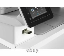 HP Color LaserJet Pro MFP M283fdw All-in-One Wireless Laser Printer with Fax
