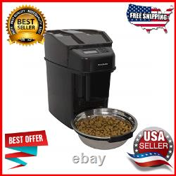 Healthy Pet Simply Feed 12 Meal Automatic Dog Cat Feeder Slow Feed Setting