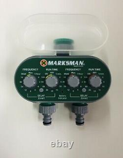 IRRIGATION SYSTEM Automatic WATER TIMER ELECTRONIC WATERING GARDEN Hose70287