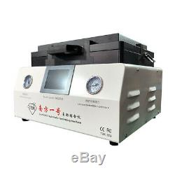 LCD Touch Screen Vacuum Automatic Laminating Machine Bubble Removal Machine 110V