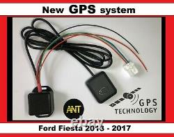 NEW Automatic GPS Ford Fiesta Electronic power steering controller box Kit