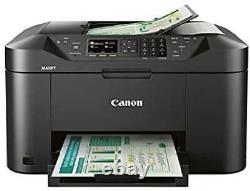 NEW Canon MAXIFY MB2120 Wireless Color Photo Printer with Scanner Copier Fax Ink