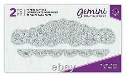 NEW Crafter's Companion Gemini Automatic A4 Die Cutting & Embossing Machine