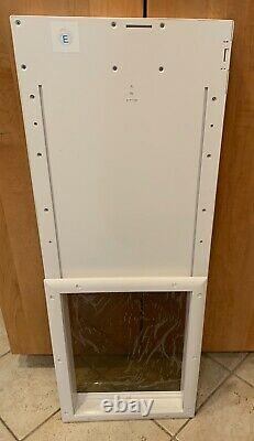 NEW High Tech Power Pet Large Electronic Automatic Pet Door No Cord or Collar