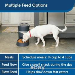 NEW PetSafe Smart Feed Automatic Pet Feeder Cat/Dogs Wi-Fi Enabled FREE SHIPPING