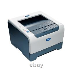 New Brother HL 5250DN Monochrome Laser Printer Automatic Duplexing USB Ethernet