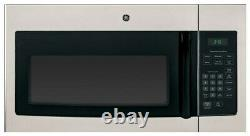 New GE 1.6 cu. Ft. Silver Over The Range Microwave JNM3161MFSA