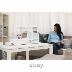 New! Singer 9960 Quantum Stylist Computerized Sewing Machine with 600+ Stitch Apps