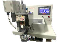 Nt-600pm (automatic Plastic Pearl And Four Claws Nail Attaching Machine)
