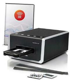 OpticFilm 135i Automatic Film & Slide Scanner, Batch converts 35mm Slides &